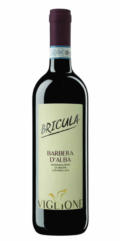 BRICULA - Barbera d'Alba DOC