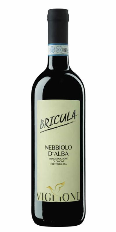 BRICULA - Nebbiolo d'Alba DOC