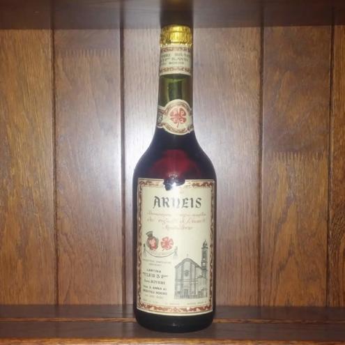 Storica bottiglia di Arneis - 1973